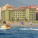 Sunstar Beach Hotel, Mahmutlar