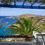 Kourtali Private Beach House, Gavrio
