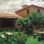Pouso da Borboleta Hostel & Restaurante,  Milho Verde