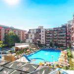 Admiral Plaza Hotel,  Sunny Beach