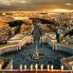 A 100 metri dal Vaticano, Rome