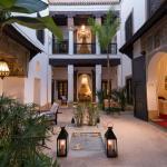 Riad Ennafoura-Tango, Marrakech