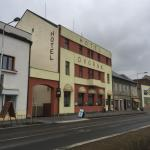 Hotel Dvorak,  Chrast