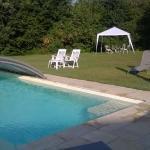 Hotel Pictures: Roulotte - Cabane d'Embranchard, Jumelles