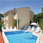Apartment with pool 973, Ližnjan