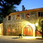 Villa Ceppeto, Monte San Savino