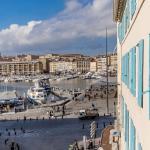L'Amiral - 103m² Vieux Port, Marseille