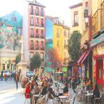Latina Amazing, Madrid