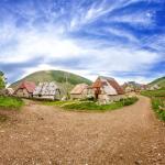"""酒店图片: Farm Ville """"Natura AS"""" Lukomir, Gornji Lukomir"""