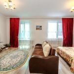 Apartments Nursaya on Dostyq 13/2, Astana