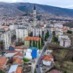 Hotel Patria,  Mostar