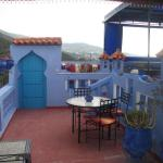 Casa Blue City, Chefchaouene