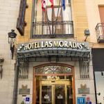 Hotel Las Moradas,  Avila