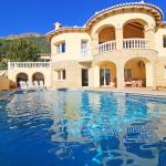 Holiday Villa Cucarres, Calpe