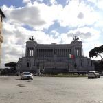 Piazza Venezia Suite and Terrace, Rome