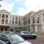 Hermite au Touquet, Le Touquet-Paris-Plage