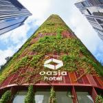 Oasia Hotel Downtown, Singapore by Far East Hospitality,  Singapore
