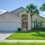 Palm Harbour Four-Bedroom Villa 4PHD, Kissimmee