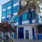 Hostal Zorritos Plaza Inn, Zorritos