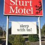 ホテル写真: Sturt Motel, Broken Hill