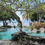 Abalone Resort, Candidasa