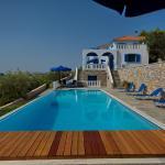 Aegean Blue Villa Patitírion, Patitírion