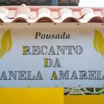 Recanto da Canela Amarela, Paraty