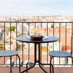Bairro Alto View Flat!, Lisbon