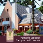 Pousada Campos de Provence Campos do Jordão, Campos do Jordão