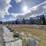 Teepee Town Penthouse, Canmore
