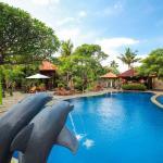 Banyualit Spa 'n Resort Lovina, Lovina