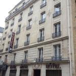 Hôtel Média, Paris