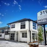 311 Motel Riccarton, Christchurch