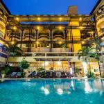 Zing Resort & Spa,  Pattaya South