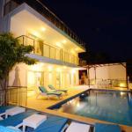 Villa Fittings - Muhafazakar Aileler İçin 8 Kişilik Tatil Villası,  Kalkan