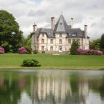 Chateau de la Hersonnière,  Gommené