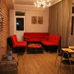 Red cat house, Tbilisi City