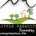 Little paradise Homestay,  Ella