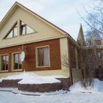 House on Lugovaya, Zelenaya Polyana
