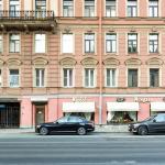 Apartments at pereulok Makarenko 13, Saint Petersburg