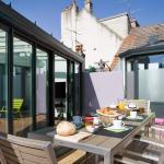 La terrasse des Climats Veranda,  Beaune