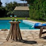 Il Portico Verde private Villa with pool in Corfu, Lefkímmi