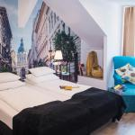 Fifteen Boutique Rooms Budapest, Budapest