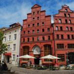Romantik Hotel Scheelehof Stralsund, Stralsund