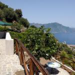 Villa Nenna,  Conca dei Marini