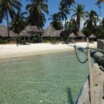 Big Blu Mafia Island Diving Resort, Utende
