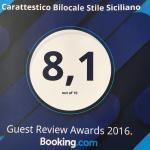 Carattestico Bilocale Stile Siciliano, Taormina