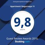 Apartment Nagornaya 11, Yekaterinburg