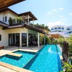 4 Bedroom Sea View Villa - Tongson Bay (SuayPaap),  Thong Son Beach