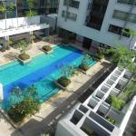 Luxury CapSqure at KLCC, Kuala Lumpur
